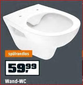 duravit wand wc sp lrandlos f r 54 99 euro obi filiale. Black Bedroom Furniture Sets. Home Design Ideas