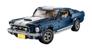 Lego Creator 10265 Ford Mustang 1471 Teile 1967 [Lego Shop]
