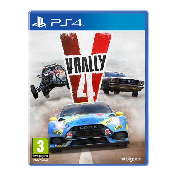 V-Rally 4(PS4) [Shop4de.com]