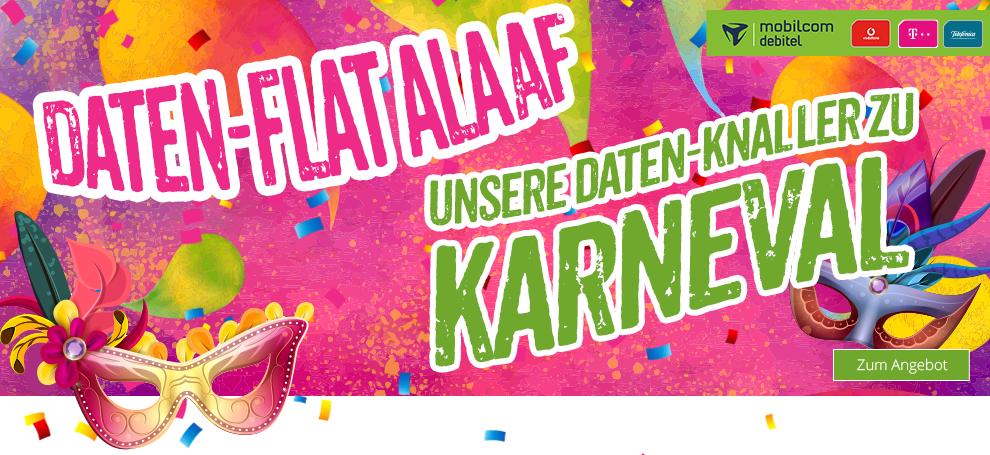 Mobile Datenflat mit LTE ab 7,99€ im Monat im Telekom Netz (Mobilcom Debitel)