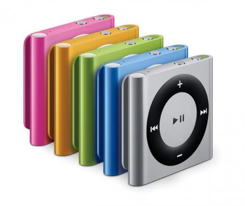 iPod Shuffle 2GB 4.Generation - Lokal @Euronics Lippstadt