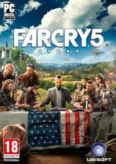 Farcry 5 PC Ubisoft