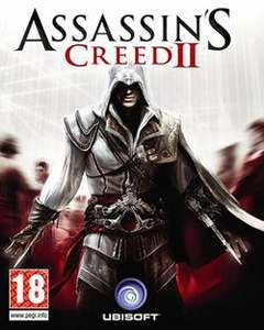 Assassins Creed 2 XBOX 360 UK Import gebraucht