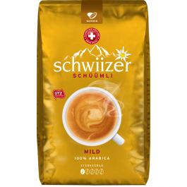 Schwiizer Schüümli» Mild Bohnen 5€/1kg / Versandk. 5,95€ ab 50€ VK. frei / MHD 31.03.2019