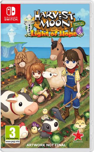 Harvest Moon: Licht der Hoffnung (Switch) für 19,85€ (ShopTo)