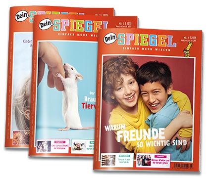 2x Dein SPIEGEL - kostenlose Zeitschrift - Abo-Kündigung notwendig!