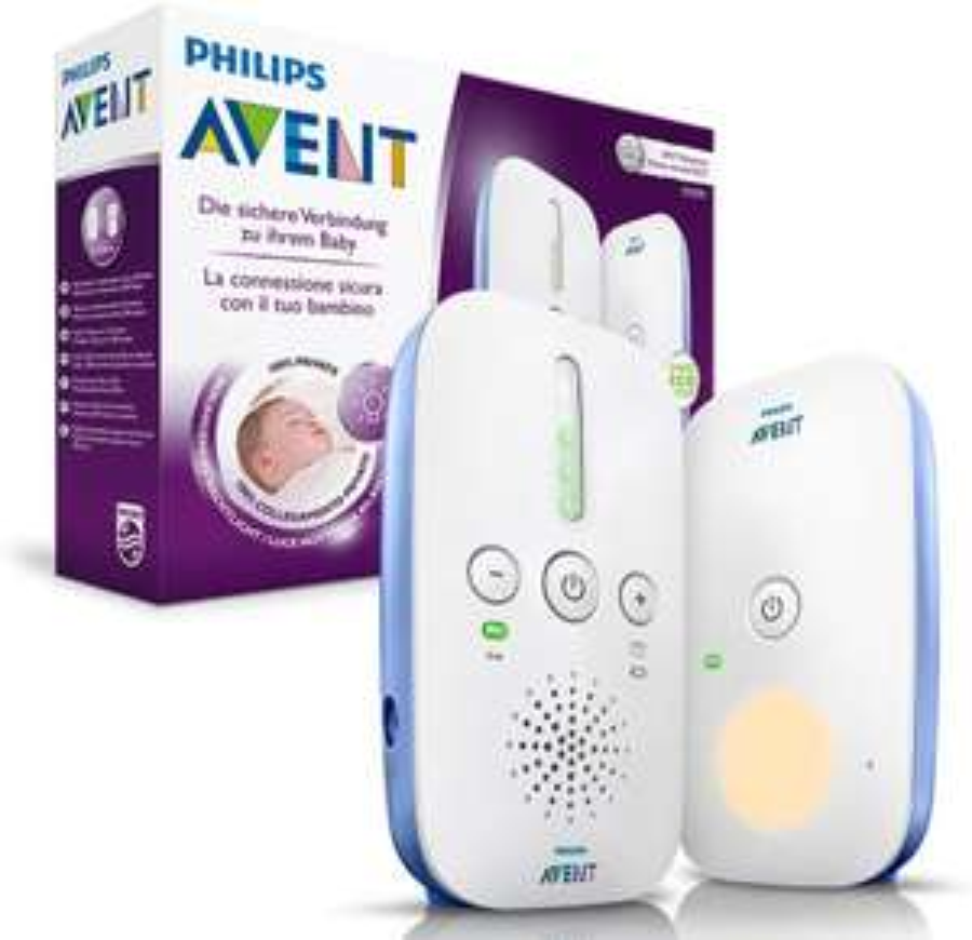 Philips Avent SCD501/00 Audio-Babyphone, Amazon
