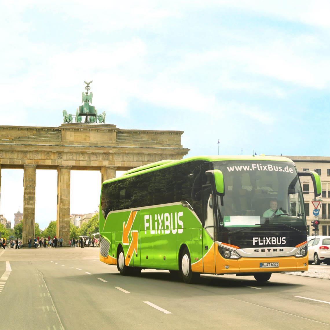 [Studierende] Flixbus 3€ bzw. 10% Rabatt, Freifahrten möglich