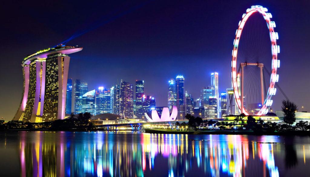 Singapur [März - Juni / September - Januar] Hin- und Rückflug von Straßburg mit Lufthansa nach Singapur  ab 415 € inkl. Gepäck