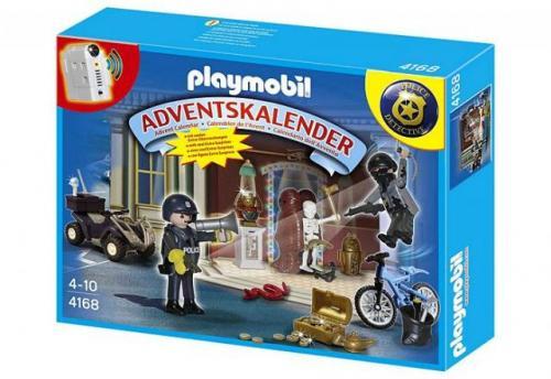 "Playmobil™ - Adventskalender 2012 ""Polizei"" (4168) ab €12,13 [@Galeria-Kaufhof.de]"