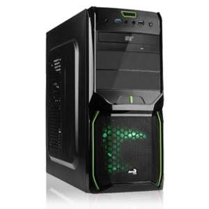 Solider Gaming PC I3 8100 plus RX580