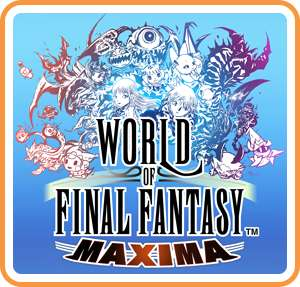 World Of Final Fantasy Maxima (Switch) für 17,63€ (US eShop)