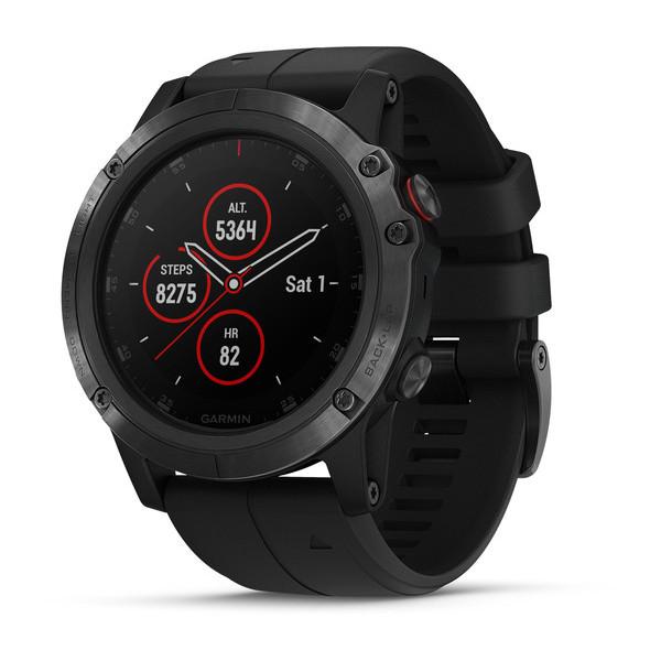 Garmin Fenix 5 Smartwatch Schwarz für 146,34€ (Preisfehler)