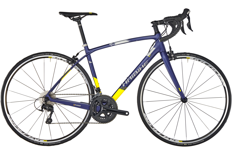 Rennrad HAIBIKE Affair Race 7.0 Carbon Shimano 105 - 2018 (46,49,52,55cm)