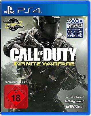 Call of Duty Infinite Warfare Gratis nur Versandkosten