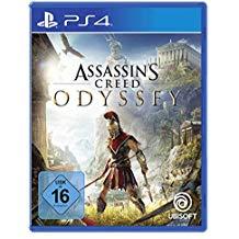 [Lokal / Saturn Berlin] Assassin's Creed Odyssey für 29,99€ (PS4/Xbox/PC)