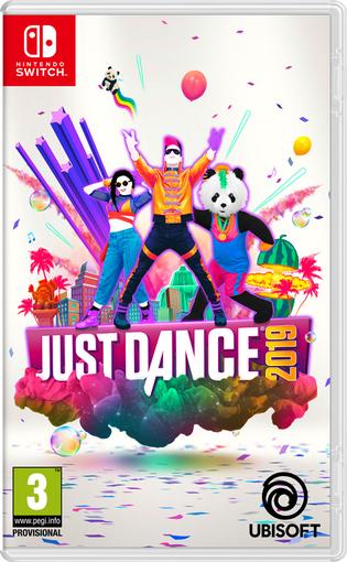 Just Dance 2019 (Switch) für 26,48€ (ShopTo)