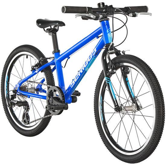 20'' Kinderrad, leicht (8,46 kg) und gut ausgestattet zum Top Preis.