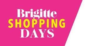 Brigitte Shopping Days 2019 / u.a. Ebay: 20% (Mode, Möbel, Deko), About You: 15%, C&A: 20%, Pinkmilk: 20%, Impressionen: 20€ ab 75€