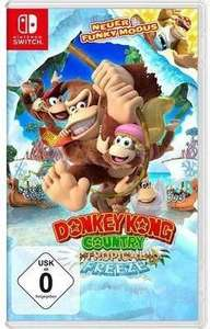 Donkey Kong Country Tropical Freeze - Nintendo Switch als Modul