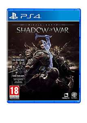 Mittelerde: Schatten des Krieges (PS4) inkl. 'Forge Your Army' DLC für 11,95€ (Base.com)