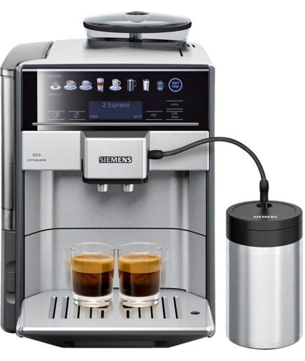 [Lokal Für Uns Shop Mannheim] Kaffeevollautomat EQ6 Plus Extraklasse TE657F03DE mit Füllartikel für 548,61