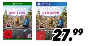 [Medimax bundesweit] Far Cry: New Dawn für PS4 & Xbox One