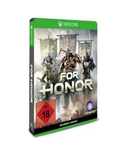 For Honor (expert exklusiv Metal Case) (Xbox One & PS4) [Lokal Expert Holzminden]
