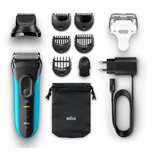 """Braun Elektrischer Rasierer und Trimmer Series 3 Shave und Style  """"3010BT"""" [Amazon]"""