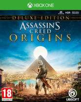 Assassin's Creed Origins Deluxe Edition (Xbox One) für 26,72€ (Game UK)