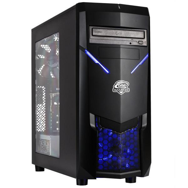 Konfigurierbarer One Gaming PC Allround AN02 (MSI A320M PRO-E, Ryzen 3 2300X, 8GB RAM, 512GB SSD, GTX 1060, 3 Jahre Garantie, ohne OS)