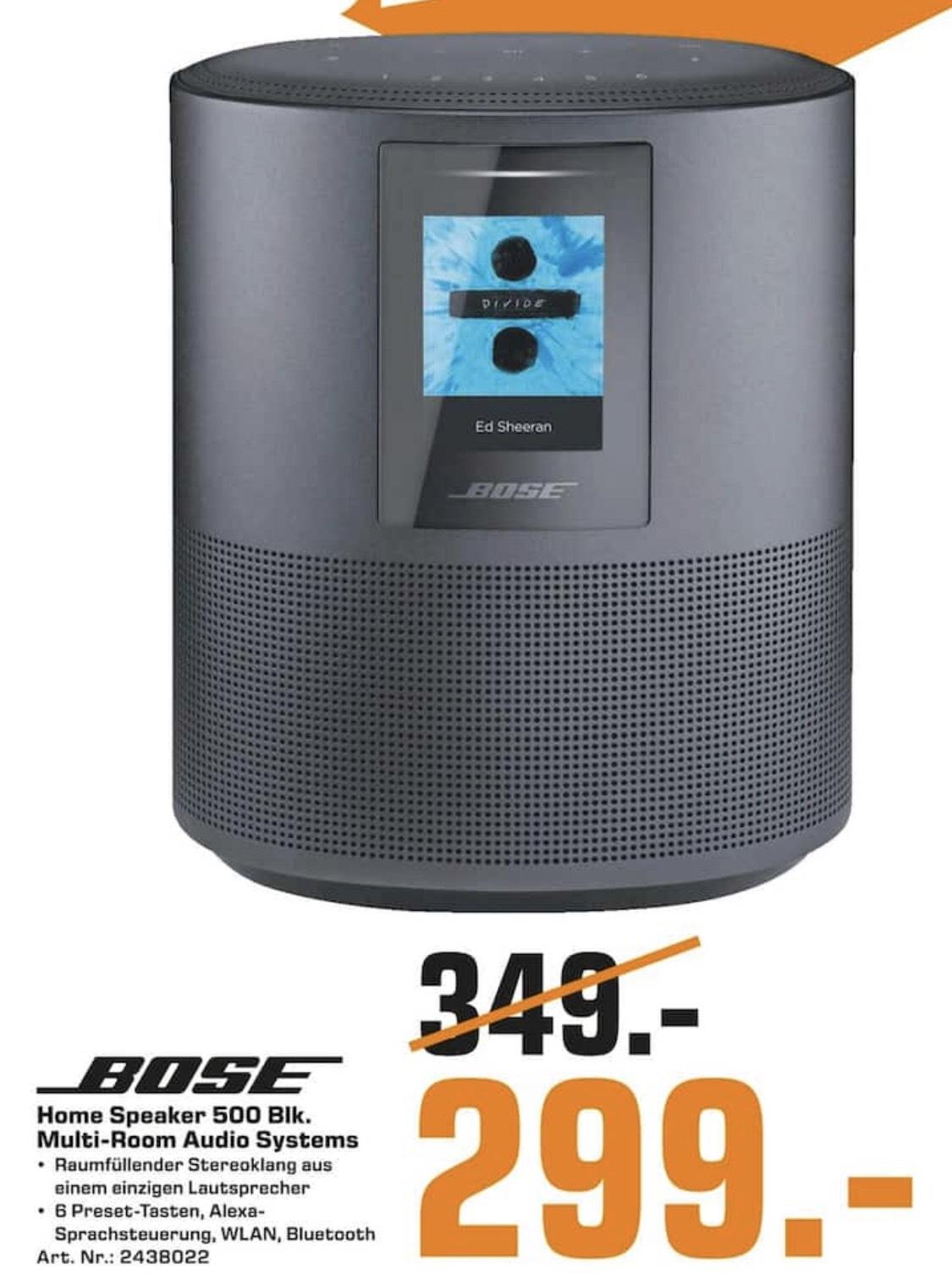 [Saturn Koblenz] Bose Home Speaker 500