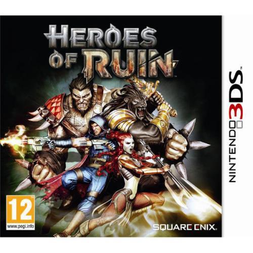 Nintendo 3DS - Heroes of Ruin für €24,81 [@Zavvi.com]