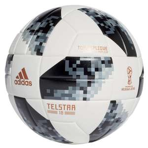 Adidas Telstar 18 FIFA Fussball-Weltmeisterschaft Competition Match Ball (Replica)