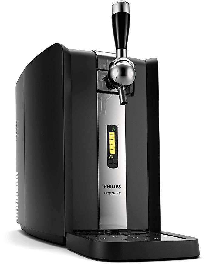 Bald ist Grillsaison: Bier-Zapfanlage Philips Perfect Draft HD3720/25 (neues Modell)