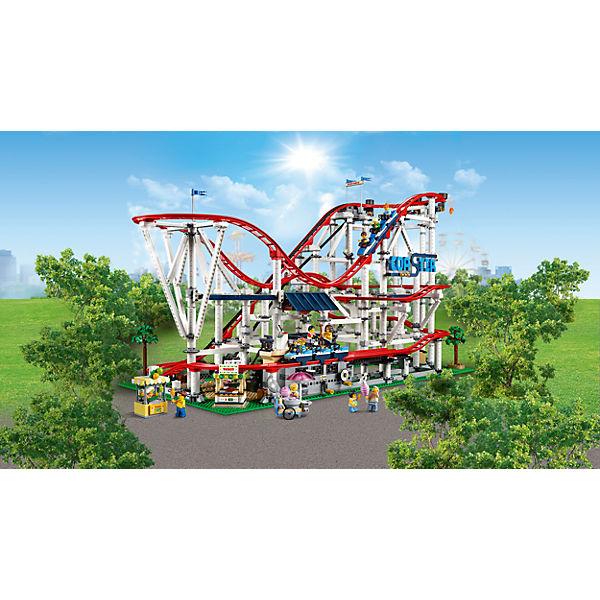 LEGO 10261 Creator Expert Achterbahn für 270,94€