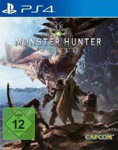 Monster Hunter World (PS4) für 19,99€ bzw. 16,99€ (Müller)