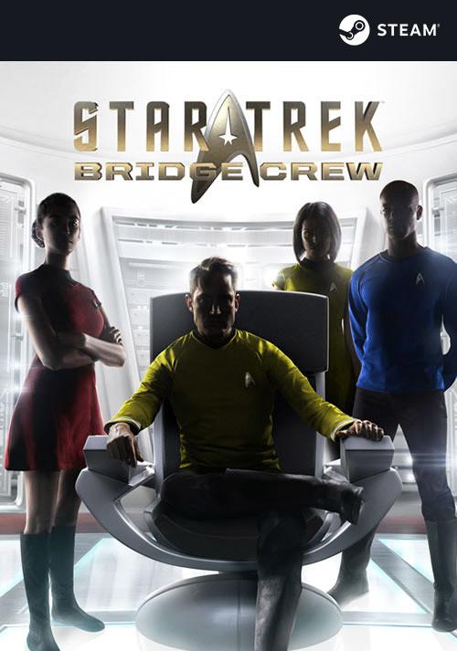 Star Trek: Bridge Crew VR (Steam) für 9,99€