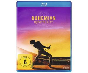 Bohemian Rhapsody Blu-ray für 14,99 Euro / DVD = 12,99 Euro / CD = 9,99 Euro [Müller]