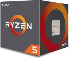 AMD Ryzen 5 2600, 6x 3.40GHz, boxed
