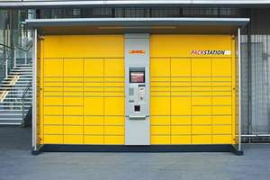 0800er-Hotline DHL Packstation