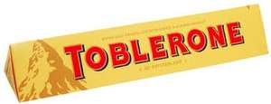 XXL-Version Toblerone 360g für 3,33 Euro (2,93 Euro) [Zimmermann]