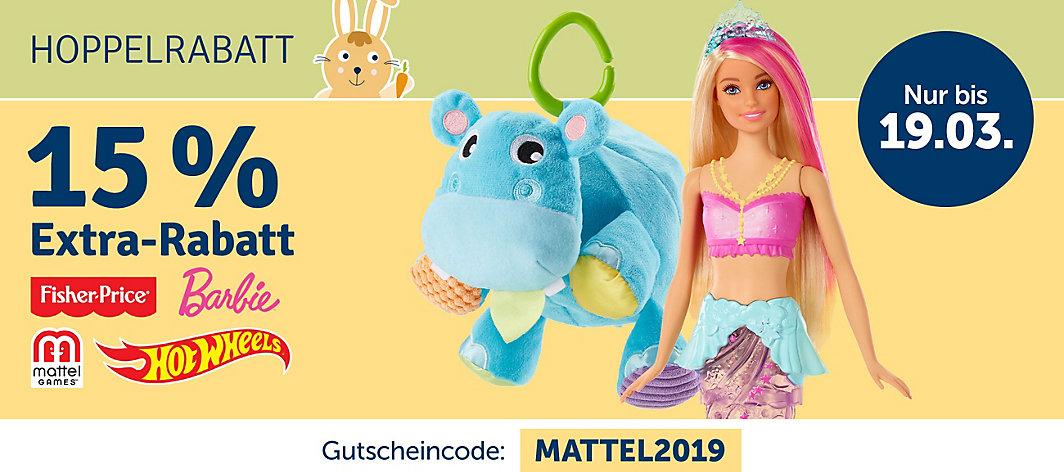 myToys HOPPELRABATT Aktion (Ab 09.03.-18.04.19) Mehrmas pro Woche gibt es Top-Marken-Dealz