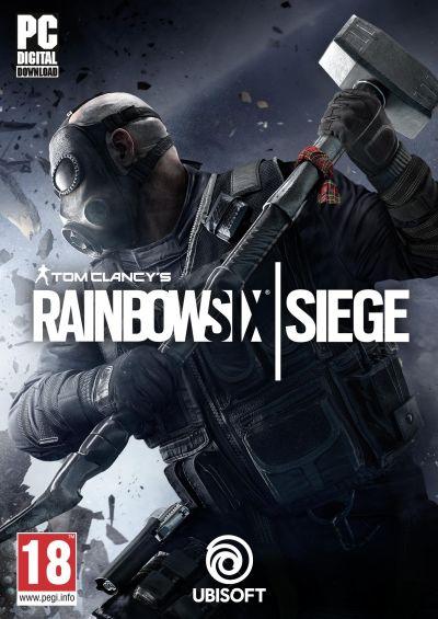 Tom Clancy's Rainbow Six: Siege Standard Edition Year 4 (Uplay) für 6,22€ (2Game)
