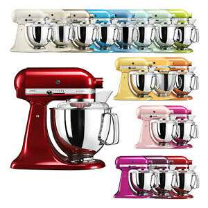 kitchenaid artisan 5ksm175ps verschiedene farben zur auswahl b ware. Black Bedroom Furniture Sets. Home Design Ideas
