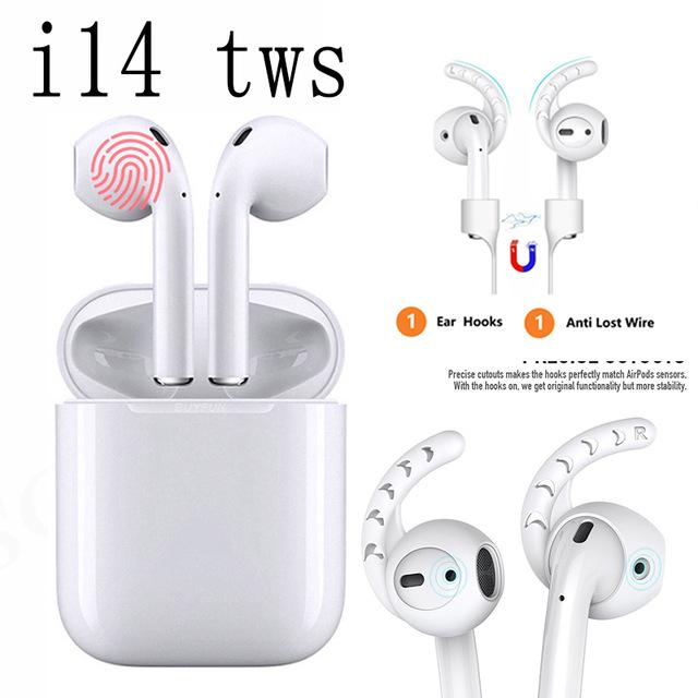 i14 tws Bluetooth Headset Kopfhörer neuste Version