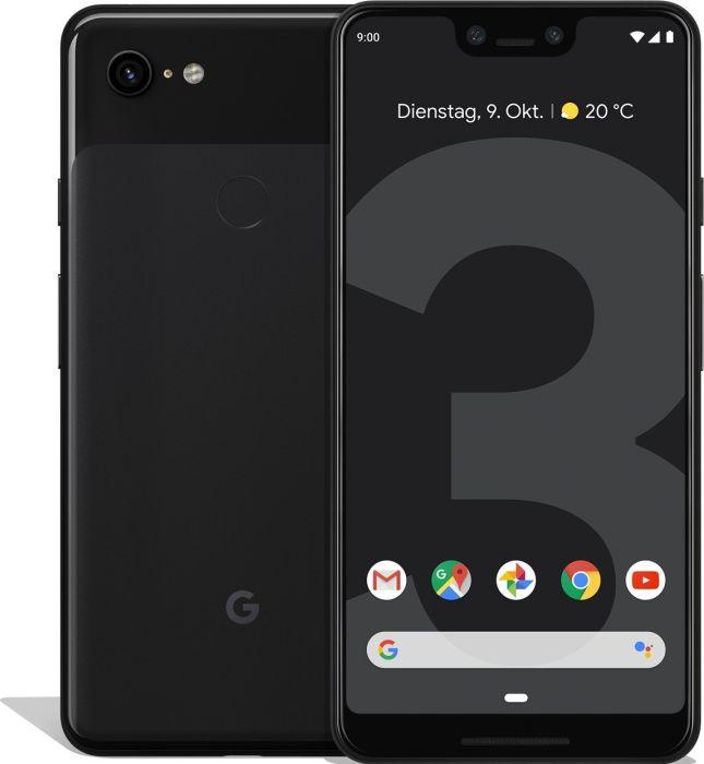 "Google Pixel 3 XL Smartphone (6.3"", 2960x1440 Pixel, 4GB/64GB, Snapdragon 845, Android 9.0) für 516,15€ [eBay-Saturn]"