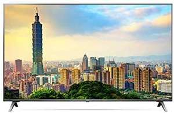 LG 49SK8000PLB 123 cm (49 Zoll) Fernseher (Super UHD, Triple Tuner, 4K Cinema HDR, Dolby Vision/Atmos, Zwei Standfüße, Smart TV)