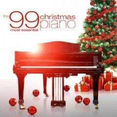 The 99 Most Essential Christmas Piano