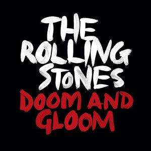 "The Rolling Stones ""doom and gloom""Limited Vinyl 10"" Single auf Vinylschallplatte"